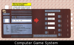 Computer Game System